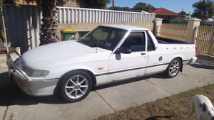 Licensed  Manual ford ute Rockingham Rockingham Area Preview