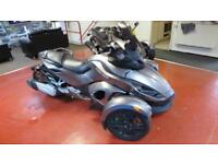 2013 CAN AM SPYDER RS Rotax 991