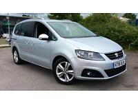 2016 SEAT Alhambra 2.0 TDI CR SE Lux (184) 5dr DS Automatic Diesel MPV