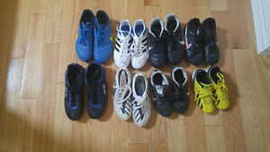 Soccer shoes, moving sale $15