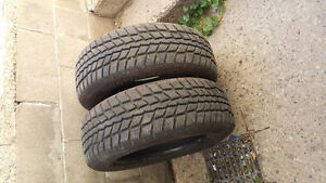 Winter tire 225/60/16
