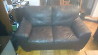 Sofa Cuir A vendre, Leather Sofa for Sale couch