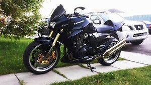2004 Kawasaki z1000 with a ton of upgrades