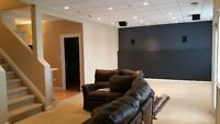 High Quality Interior Painting