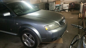 2005 Audi Allroad 2.7 L Berline