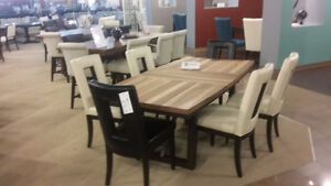 """""""End of the Month Sale"""" - Dining Tables $999.00 - $3000+"""