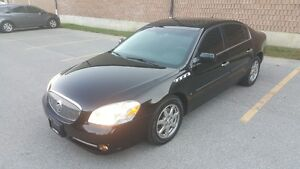 2008 BUICK LECERNE CXS *** LOADED *** BLACK on BLACK $8995