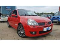 2005 (55) RENAULT CLIO TROPHY No 246,BELTS & DEPHASER & SACHS ALL DONE