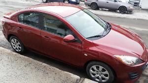 2010 Mazda Mazda3 Noir Berline