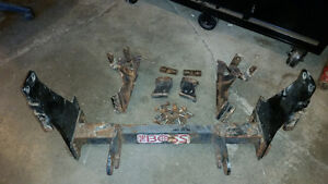 BOSS plow mount, hitch / attachment 1999 - 2010 FORD F250 Peterborough Peterborough Area image 2