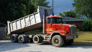 TRS  waterproofing Excavating and trucking
