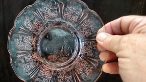 Depression Glass Cup and Saucers Kawartha Lakes Peterborough Area image 3