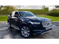 2016 Volvo XC90 D5 PowerPulse Inscription AWD Automatic Diesel Estate