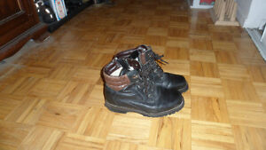 College winter boots