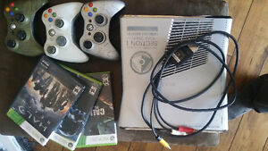 Halo Reach 360 + Controllers & Games