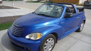 2006 Chrysler PT Cruiser Convertible -  $5450 O.B.O.