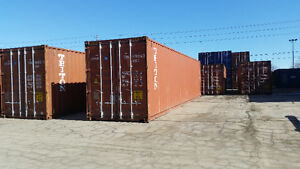 40' and 20' Shipping and Storage Containers Sea Cans -On Sale Kingston Kingston Area image 4