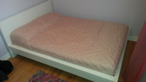 Ikea MALM Bed frame Size: FULL