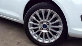 2013 Ford Fiesta 1.6 Titanium Powershift Automatic Petrol Hatchback