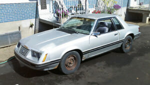 Ford Mustang LX 1984