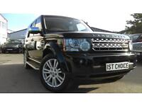 2010 LAND ROVER DISCOVERY 4 TDV6 HSE 1 PRIVATE OWNER FSH A FANTASTIC VEHICLE