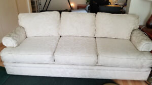 SOFA, COUCH, queen size hide-a-bed