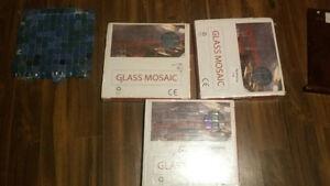 Tiles/glass mosaic Gatineau Ottawa / Gatineau Area image 1