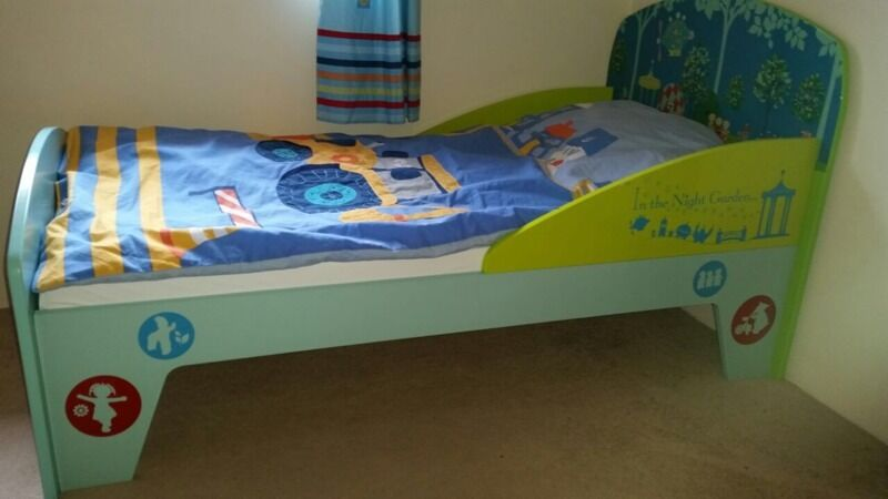 Garden Toddler Bed : In the night garden toddler bed torquay devon gumtree