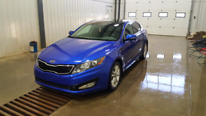2012 Kia Optima GDI Turbo **Quick Sale**