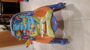 NEW PRICE !Fisher Price chair, activity table and ride on walker Cambridge Kitchener Area image 2