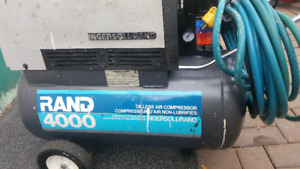 Air Compressor Ingersoll Rand / Porter Cable/Industrial Air