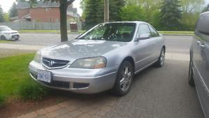 2003 Acura CL Type S