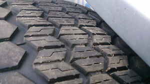 215/65/15 Uniroyal Tigerpaw Winter tires 5x115 rims $50 for set