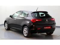 2013 Alfa Romeo Giulietta 1.6 JTDm-2 Lusso Diesel black Manual