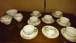 Limoges Cups & Saucers for 8 West Island Greater Montréal image 1