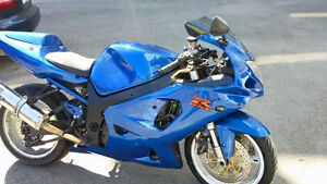 Gsx-r air brush SUPER CLEAN BAS MILAGE