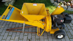 CUB CADET WOODCHIPPER 8HP PAID $2000.00 SELL $775.00 LIMITED USE