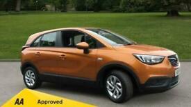 image for Vauxhall CROSSLAND X 1.2T ecoTec (110) SE (6 Speed) (S/S) Premium Paint Hatchbac