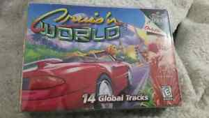 Cruis'n The World Box And Manual Only