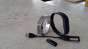 Fit bit flex 1 Large wristband 1 extra Jewellery