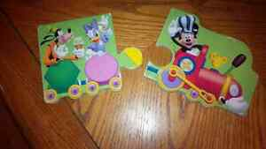 Mickey Mouse Clubhouse Board Books