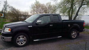 2007 Ford F-150 Lariat Pickup Truck - CERTIFIED