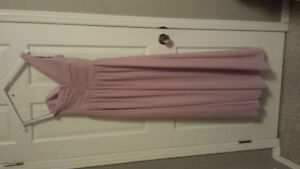 Bridesmaid Dress Size 6 Blush / Rose color Kitchener / Waterloo Kitchener Area image 6