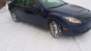 2009 mazda 6 with 131 kms