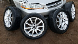 16 inch rtx 4 bolt universal rims Kawartha Lakes Peterborough Area image 1