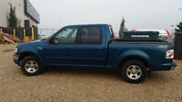 2001 Ford F-150 SuperCrew XLT Supercharged
