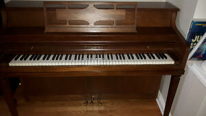 Apartment Sized Piano For Sale