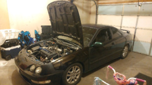 97 Integra trade for project BMW E36 manual or E46 manual