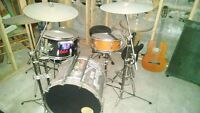 Vintage Tama kit complete w/ cymbals +HW +throne