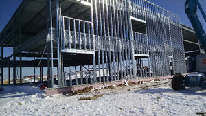 STEEL STUD FRAMER AND DRYWALL GUY AVAILABLE FOR ALL YOUR NEED Edmonton Edmonton Area image 3